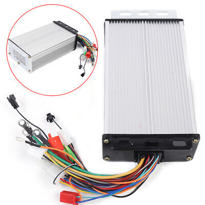 48-72v 1800w E-bike Scooter For 8 Wires Brushless Motor Speed Controller 2000w