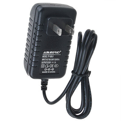 AC Adapter for Amcrest AMC1080BC36W Outdoor HDCVI Standalone Bullet Camera Power