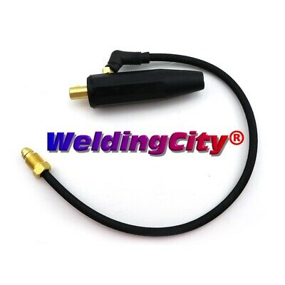 Weldingcity Cable Adapter Dinse 35mm Tig Welding Torch 917 195378 Us Seller