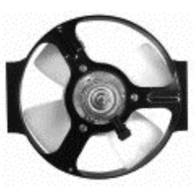 Fan Engine Cooling Radiator Fan Blower Motor Skoda Felicia II Combi