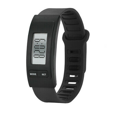 Our Best Wrist Watch & Pedometer Watch Know Time, Distance, Calories, &
