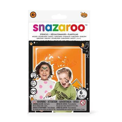 Snazaroo Face Paint Halloween (Snazaroo Face Paint Stencils: Halloween)