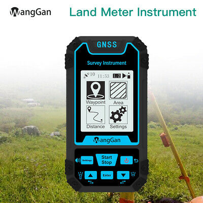 Wanggan S8 Multi-function Gps Land Survey Meter Position Finder Outdoor Device