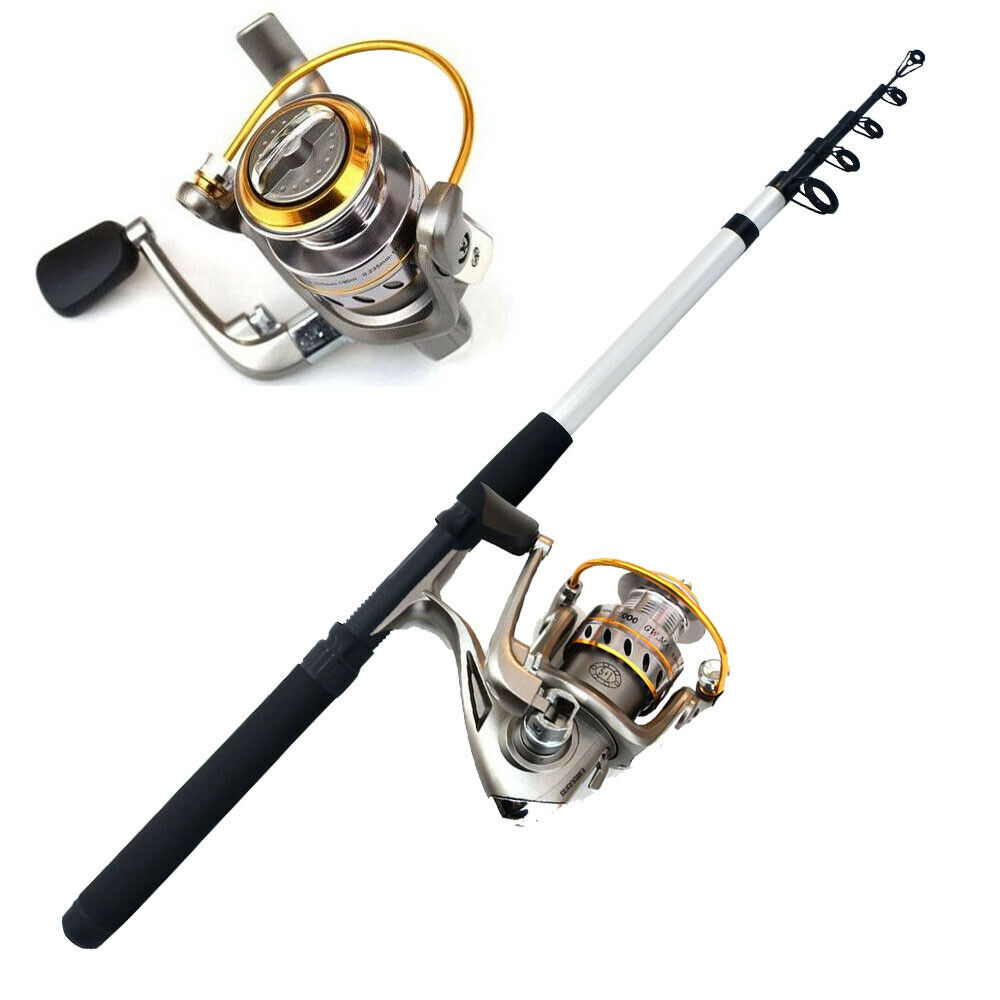 Rod and Reel Combo 2.70 Meters