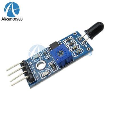 5pcs 4pin Flame Detection Sensor Ir Infrared Receiver Control Module