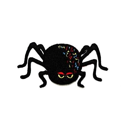 Spider Animal Tarantula Cute Cartoon Kid Halloween Jacket backpack Iron on Patch - Cute Tarantula