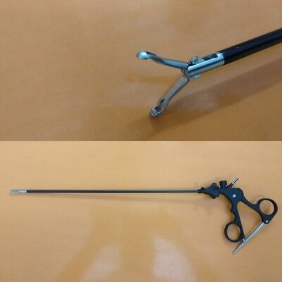 Laparoscopic Storz Type Babcock Short Grasping Forceps Laparoscopy 5 Mmx 330 Mm