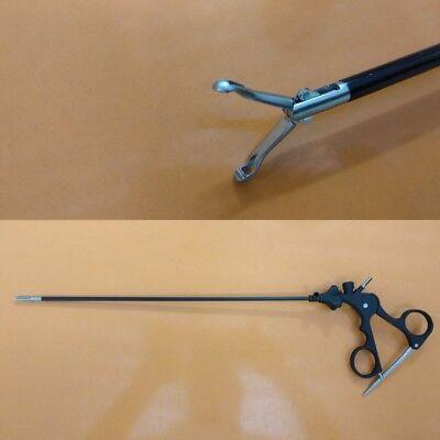 Laparoscopic Storz Type Babcock Short Grasping Forceps Laparoscopy 5 Mmx 330 Mm