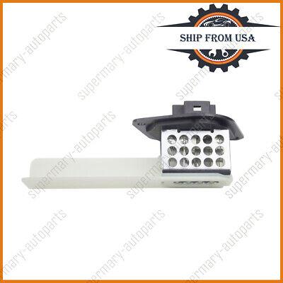 Heater Blower Motor Resistor for Ram 1500 Van 1997 1998 1999 2000 2001 2002