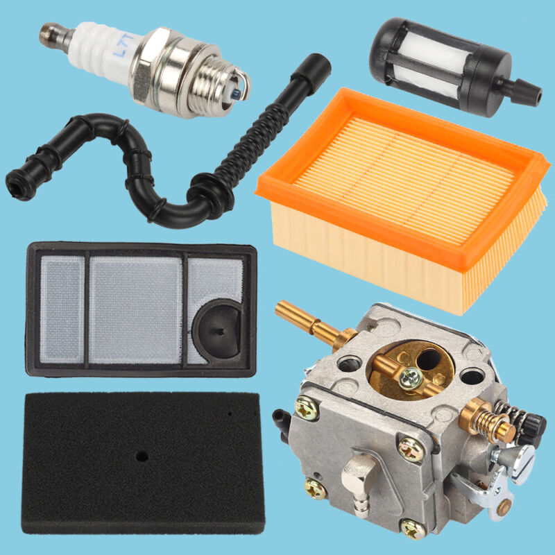 4223 120 0652 Carburetor Air Filter kit For Stihl TS400 Concrete Cut-Off Saw