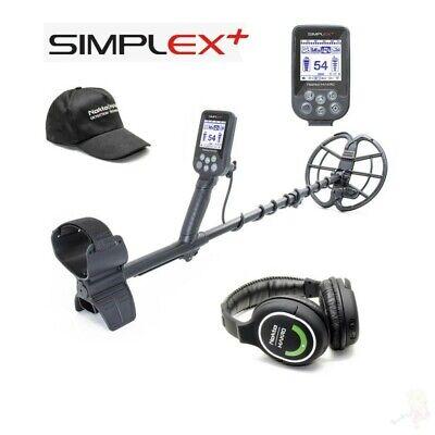 Nokta makro Simplex+ Metal detector WHP Pack