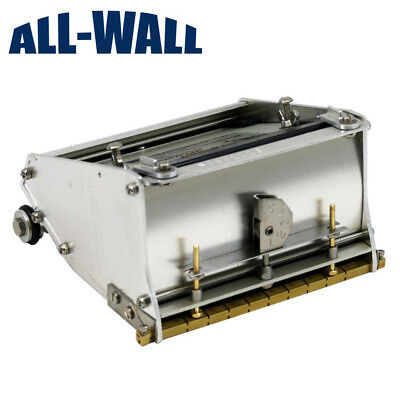 Drywall Master 5.5 Flat Finishing Box For No-coat Nail Spotting Corner Bead