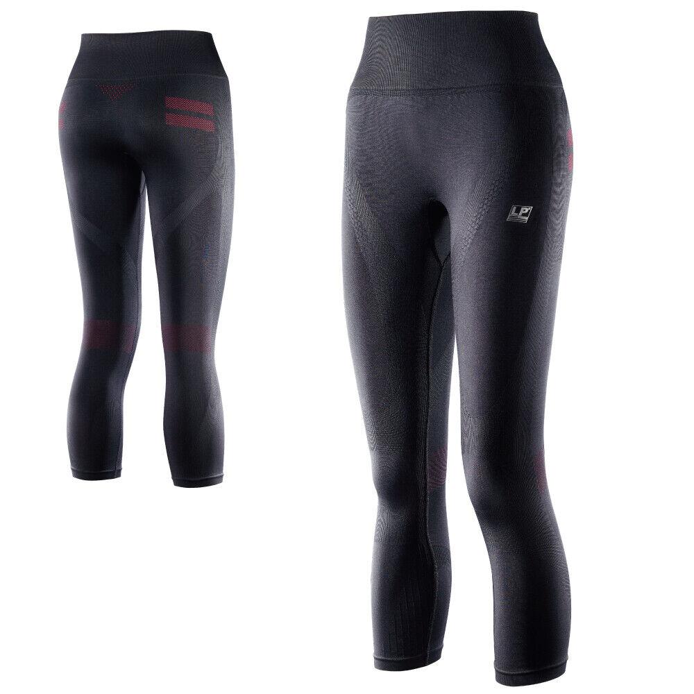 LP Support 280Z Damen Funktions-3/4-Leggins – Fitness-Hose – Kompressionshose