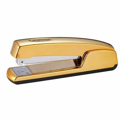 Bostitch Metallic Gold Stapler All-metal 20 Sheets