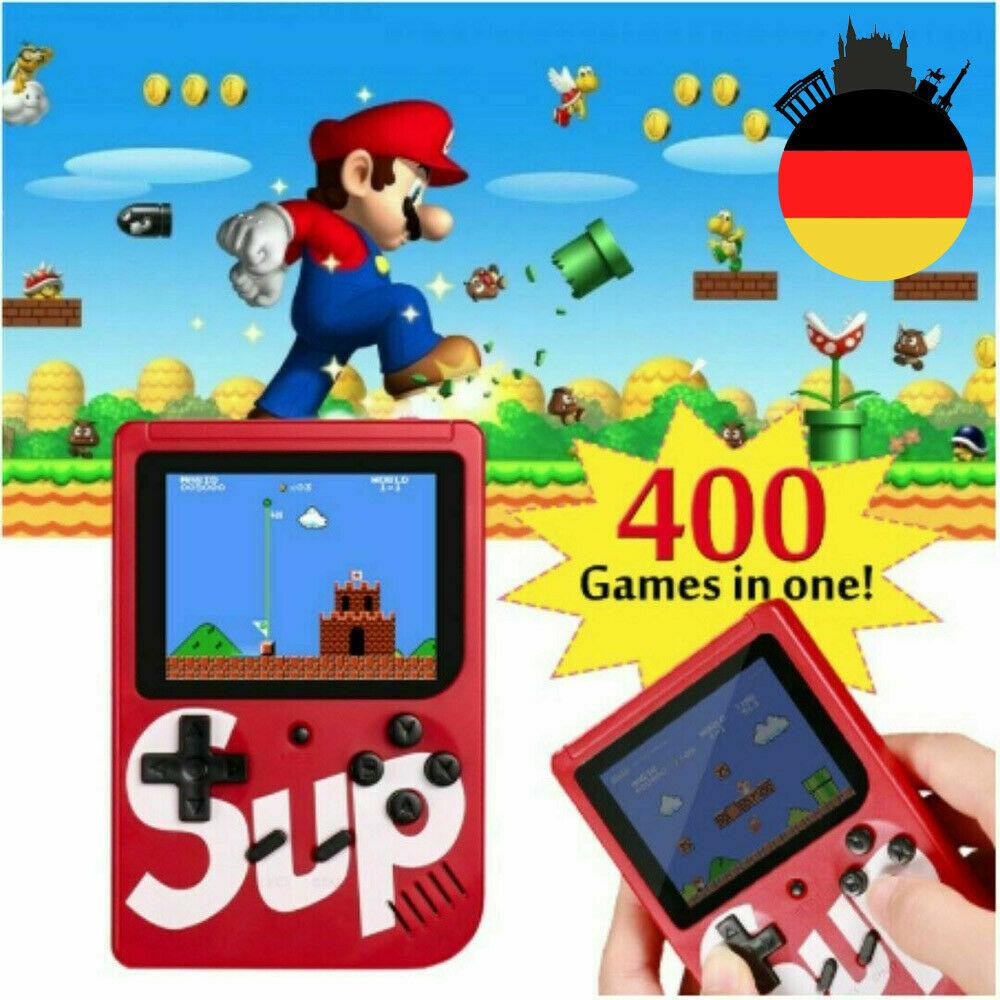 Classic Games Retro Mini-Handheld Videospielkonsole Portable Geschenk Spielzeug