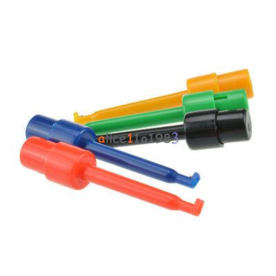 20pcs Large Size Round Single Hook Clip Test Probe For Electronic Testing