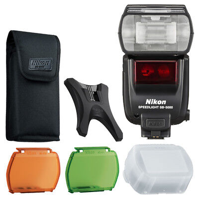 Nikon SB-5000 AF Speedlight for Nikon DSLR Cameras Brand new!