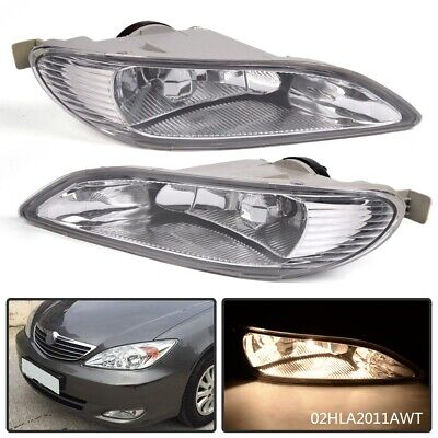 Fits 2002-2008 Toyota Camry Corolla Solara Driver Left Fog Light Assembly LH