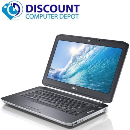 Laptop Windows - Dell Laptop i5 Computer Latitude PC Windows 10 2.5GHz 4GB 320GB HD HDMI Wifi