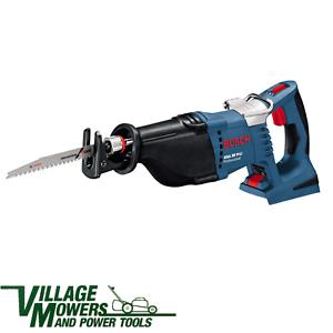 Bosch GSA 36 V-LI BB Cordless Reciprocating Saw - Skin Only Ingleburn Campbelltown Area Preview