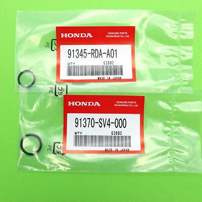 (91345-RDA-A01/91370-SV4-000Fits Honda Power Steering O-ring Set Civic Accord Civ)
