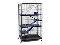 Blenheim Extra Tall Rat Ferret Chinchilla Cage – 3 days use, full working order, almost brand new