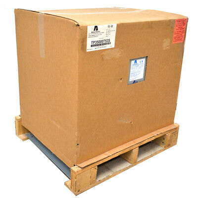 New Acme Tp35000753s 75kva Dry-type Distribution Transformer 480 D Volts 3-ph
