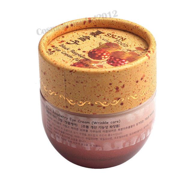 SkinFood Black Raspberry Firming Eye Cream 25ml Summers Eve Simply Sensitive Cleansing Wash, 9.0 Fl Oz