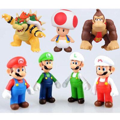 Super Mario Bros Mario Luigi Bowser Toad Donkey Kong 5