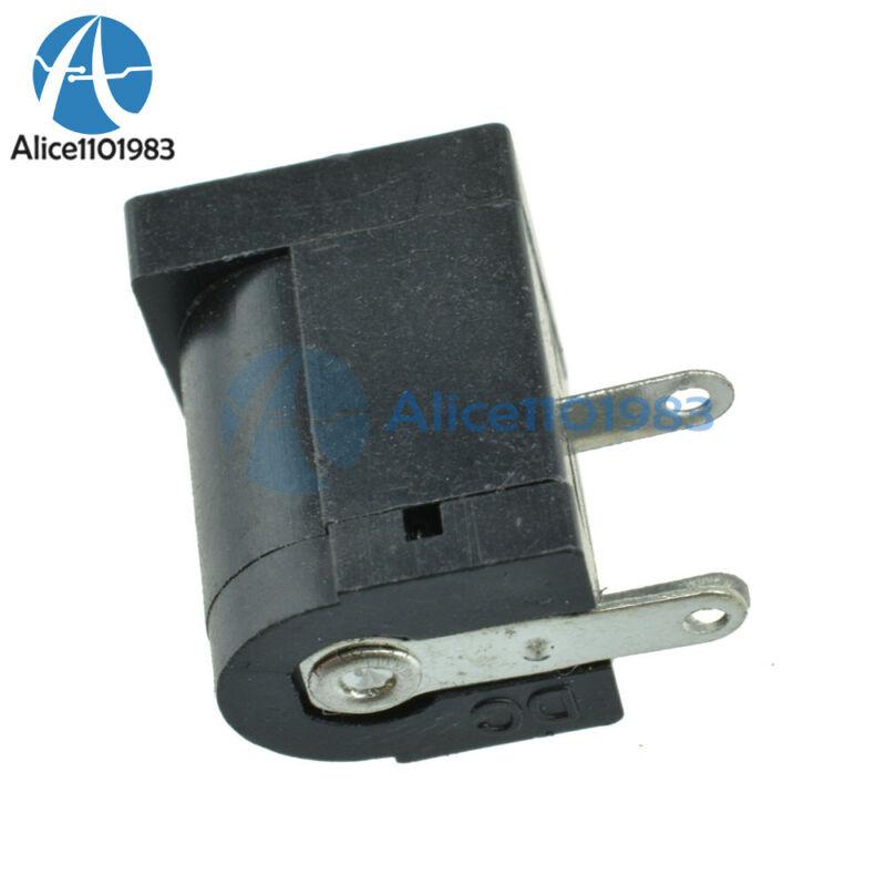 20PCS 5.5x2.1 DC-005 Electrical Jack Socket Power Outlet Audio Video Connector