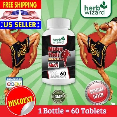 #1 BEST - TESTOSTERONE BOOSTER FOR MEN - Muscle Building Supplement - 60 (Best Muscle Building Testosterone Supplement)