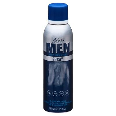 Nair for Men Spray Hair Remover - 6