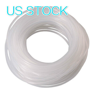 50meters 1.8mm X 3mm Eco Solvent Ink Tube For Roland Mimaki Mutoh Us Stock