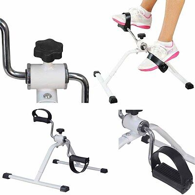 Adjustable Pedal Exercise Exerciser Arms Or Leg For Use When Seated
