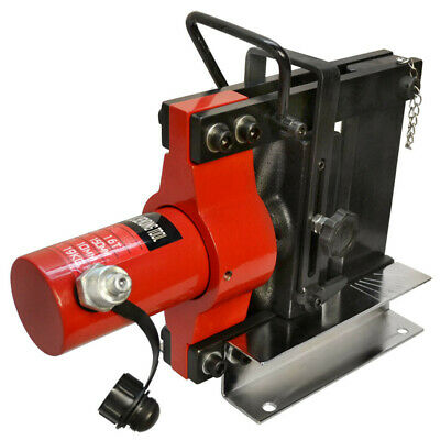 "16-Ton BUSBAR Hydraulic Bender Bending Aluminum Cast Copper 6"" x 3/8"""