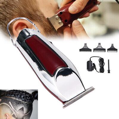 पुरुषों के बाल क्लिपर इलेक्ट्रिक ट्रिमर कटर काटने की मशीन दाढ़ी नाई उस्तरा किट