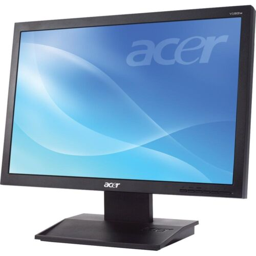 Acer V193W 19 Widescreen LCD Monitor