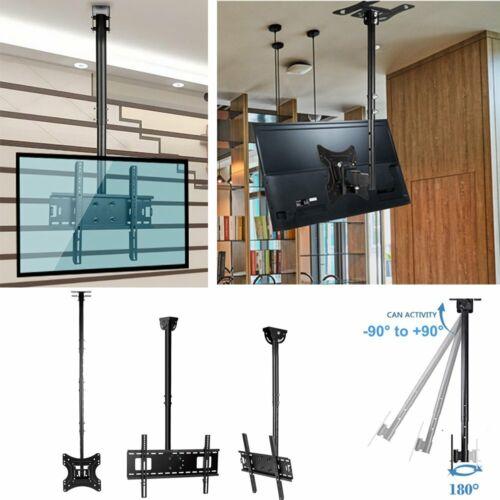 """Ceiling TV Wall Mount Bracket LED LCD 4K for Samsung LG 30"""""""