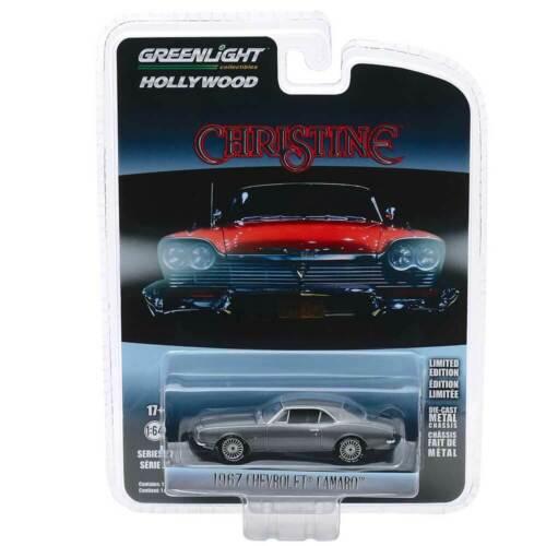 "Greenlight Hollywood Series 27: 1967 Chevy Camaro ""Christine"