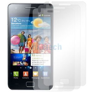 3x Screen Protector Cover for SamSung Galaxy S 2 I9100