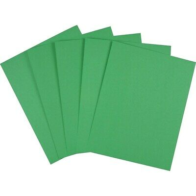 Staples Brights 24 Lb. Colored Paper Dark Green 500ream 733092