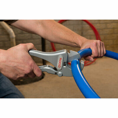 Ridgid 23498 Model Rc-1625 Ratchet Action Plastic Pipe Tubing Cutter