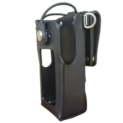 Case Guys Kw9035-3bwd Leather Holster For Kenwood Nx-5000 Series Tk-5230 Vp5000