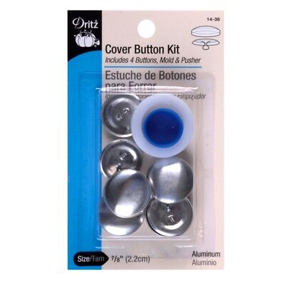 Dritz Cover Button Kit Size 36 (7/8
