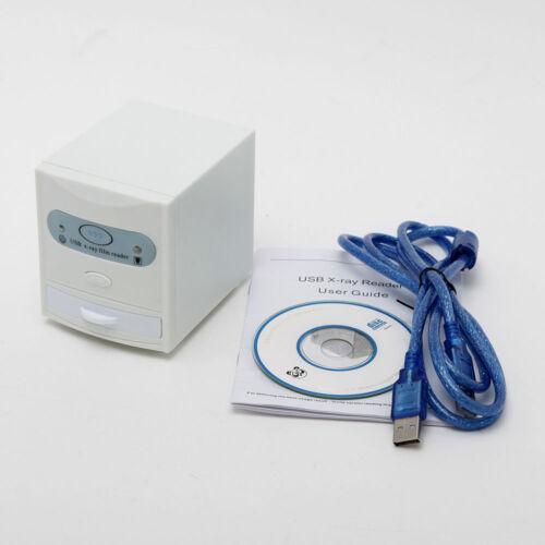 2020 Dental X-RAY Film Digital Image Converter Reader Viewer USB 2.0