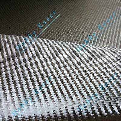 High-quality 3k 6.5oz Real Carbon Fiber Cloth Carbon Fabric Twill 1640cm Width