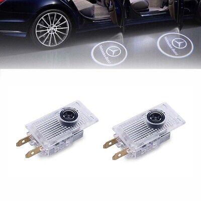 Türlicht LED Beleuchtung Logo Laser Projektor für Mercedes W210 VIANO VITO W639