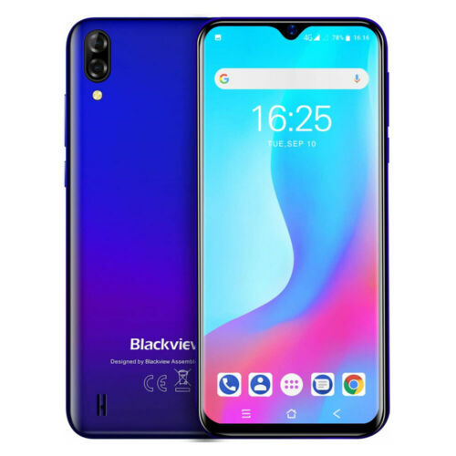 """Android Phone - 5.5"""" Blackview A60 Smartphone 1GB+16GB Face ID Mobile Phone Dual SIM Android 8.1"""