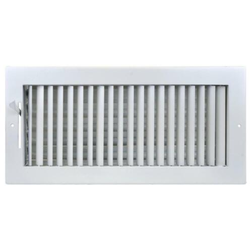 """Venti Air 16""""x6"""" Adjustable, 1 Way AirSupply Register for DuctOpening f 16""""Wx6""""H"""