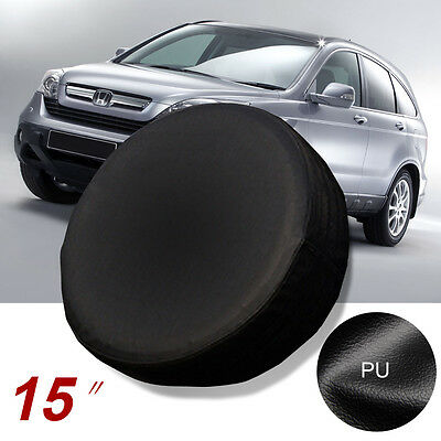 Isuzu Spare Tire Cover - New 15 Inch Spare Tire Cover Wheel Protector Covers For All Car Black